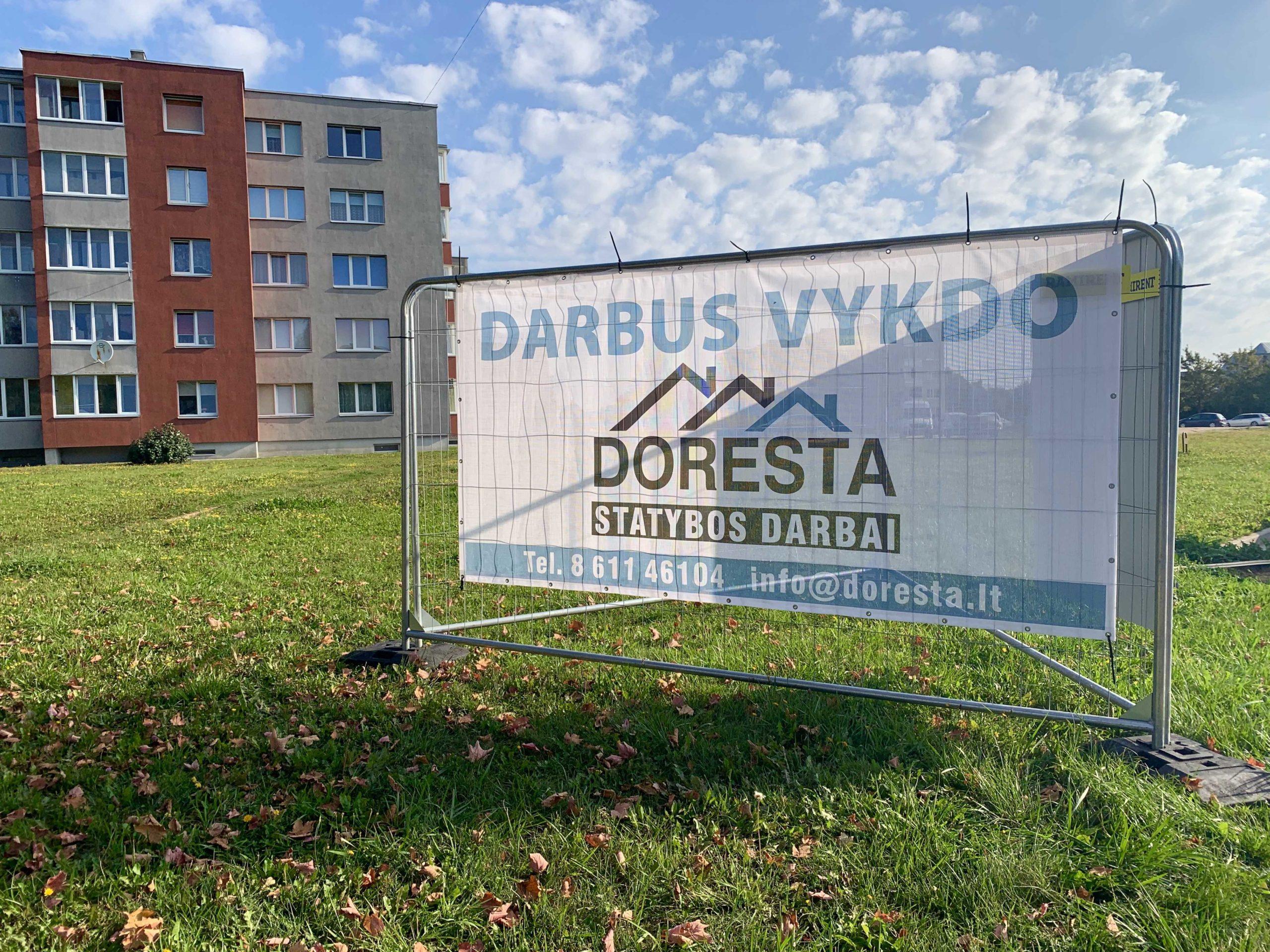 Kėdainių miesto kvartalinė rekonstrukcija..