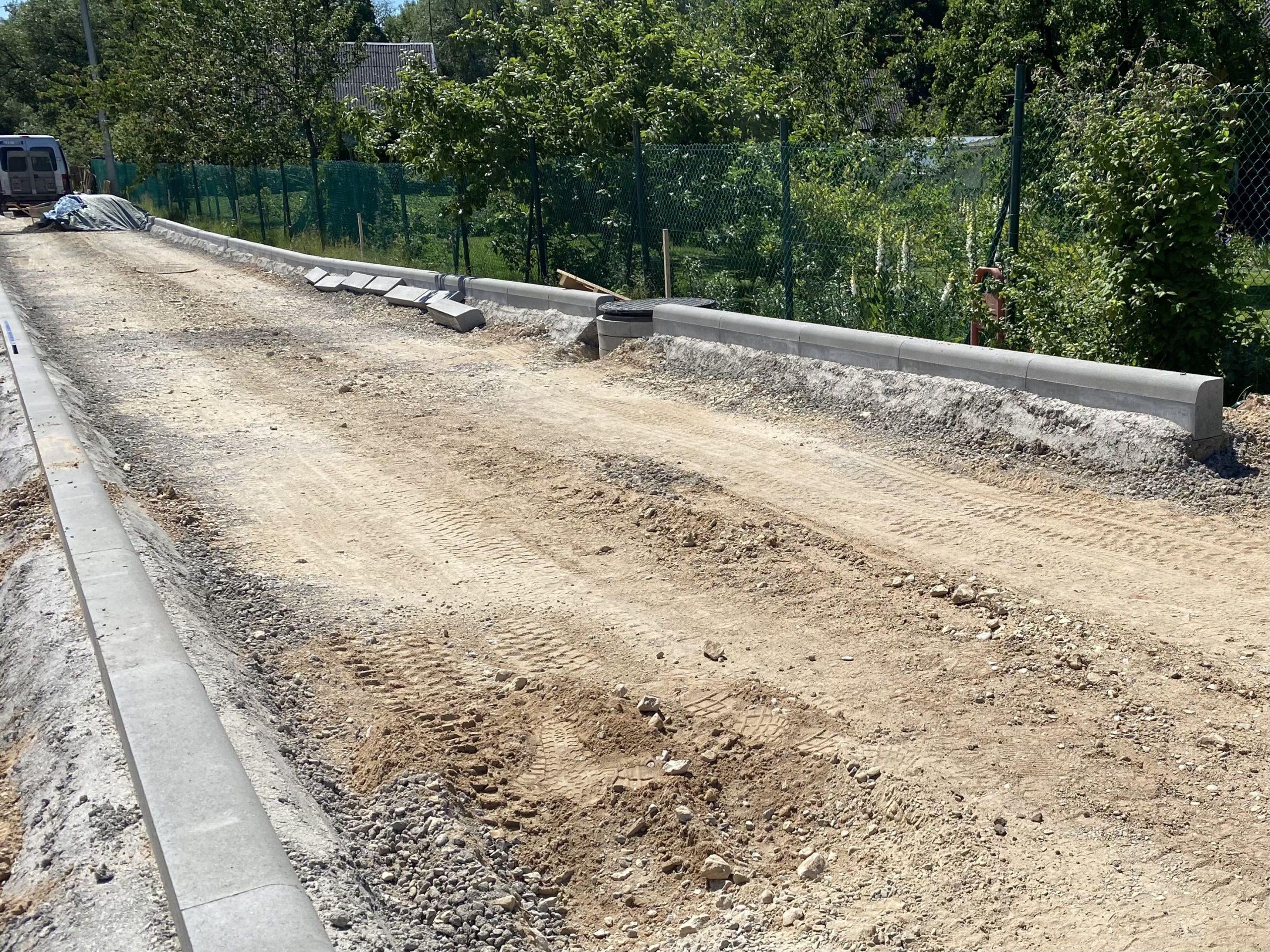J. Biliūno g. Kėdainiuose rekonstrukcija