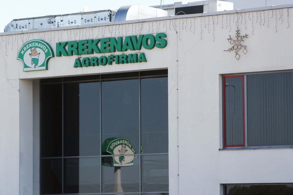 """AB """"Krekenavos agrofirma"""". Sandėliavimo paskirties pastato statyba."""